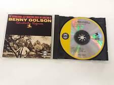 BENNY GOLSON STOCKHOLM SOJOURN CD 1997