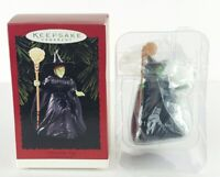 Hallmark Keepsake 1996 Wicked Witch of the West Ornament New Fast Ship Christmas