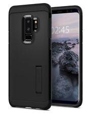 Spigen Tough Armor Schutzhülle Case Cover für Samsung Galaxy S9 Plus Schwarz