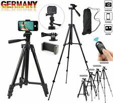 106cm Stativ Kamerastativ Kamera Dreibein Tripod Aluminium mit Handy Halterung