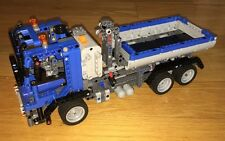 Lego Technic Container Rolloff Truck 8052 100% complete EUC
