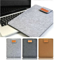 Laptop Woolen Sleeve Bag Case Cover for MacBook Air Pro 11 12 13 15 '' Retina