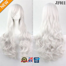 Silver Curly Wigs & Hairpieces