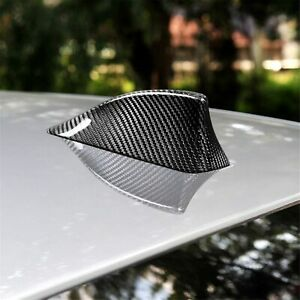 Auto Roof Aerial Signal Booster Carbon Fiber Antenna For Honda Accord Civic Jazz
