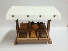 Playmobil PUESTO MERCADILLO DE PAN           Belen - Nacimiento - Mercado  5588