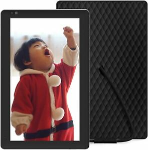 Nixplay Seed 10 Inch WiFi Digital Picture Frame - Share Moments Instantly via Ap