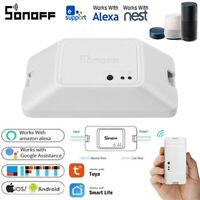 Sonoff Basic R3 RF WiFI Wireless Smart Switch DIY Modul Überwachung Schalter