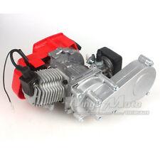 47CC 2 Stroke Engine with T8F 14t Gear Box Pocket Bike Mini Dirt Bike DIY Engine