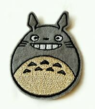 My Neighbour Totoro embroidered iron on patch 82mm