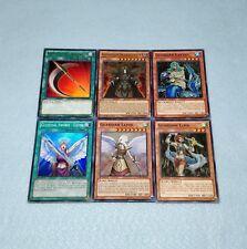 Yugioh Rafael Deck Core Guardian Eatos Dreadscythe Elma Kay'est Sword Card Set