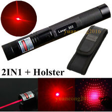 Militaire 303 Rouge Red 1mW 650nm Pointeur Laser Pointer Pen Light Visible Focus