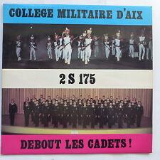College militaire d Aix 2S175 Debout les cadETS SAP222
