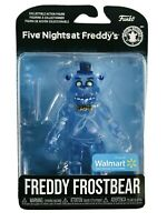FNAF FREDDY FROSTBEAR Action Figure Five Nights At Freddy's (Walmart Exclusive)