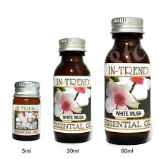 White musk Essential Oil 100% Pure Many Sizes Free Shipping