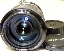 Nikon zoom-Nikkor 43-86mm f3.5 Lens Ai SN# 834306 K type manual focus