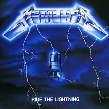 Metallica - Ride the Lightning CD. NEW