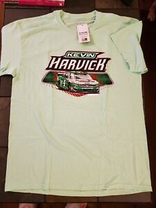 Men's Kevin Harvick Stewart-Haas Racing Team Collection Mint Green Hunt Brothers