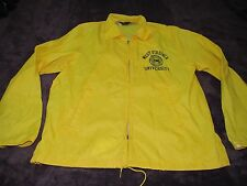 VINTAGE CHAMPION UNIVERSITY OF WEST VIRGINIA MOUNTAINEERS JACKET SIZE LARGE RARE