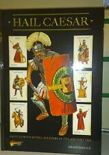 Warlord Games Hail Caesar Ancients Miniatures Game Hardback Rulebook