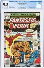 Fantastic Four #181 (Apr 1977, Marvel) CGC 9.8 NM Off-white to White Pages