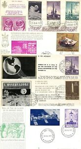 VATICAN SPACE COVERS X5