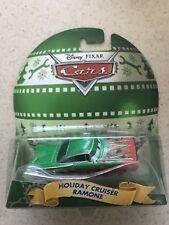 Disney Cars Diecast 1:55 Christmas Xmas Holiday Cruiser Ramone