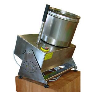 Elektrischer Mischer, Menger, Marinator, Beschichtungsgerät  20 Liter und größer