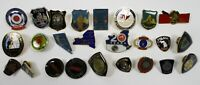 Vintage Police Law Enforcement Pin Lot