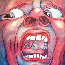 KING CRIMSON IN THE COURT OF THE CRIMSON KING NEW SEALED 200G VINYL LP IN STOCK