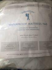 NEW Pottery Barn KIDS Waterproof TWIN Mattress Pad Protector