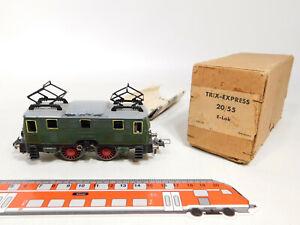CW371-1# Trix Express H0 DC oder AC 3L 20/55 Guss-E-Lok 20 052 gut+OVP