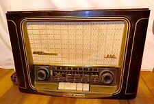 VINTAGE GRUNDIG MAJESTIC 960 RADIO BAKELITE PARTS / REPAIR