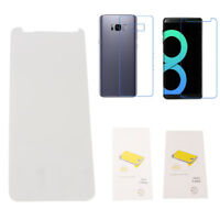 Tempered Glass Film Screen Protector For Samsung Galaxy S3/S4/Note3/Note8/S8 YL