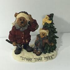 The Bearstone: Style #228329 Sherwood w/ Opie & Tweet. Spare that Tree