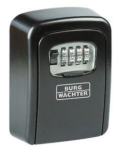 Burg Wächter Schlüsseltresor Key Safe 30 mit verschiebbarer Schutzklappe
