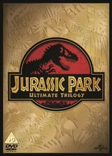 NEW Jurassic Park (3 Film) Collection 1-3 DVD