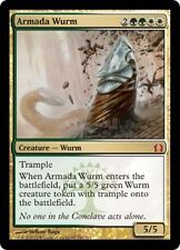 MTG MAGIC RETURN TO RAVNICA ARMADA WURM (NM) GUIVRE D'ARMADA FOIL