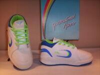 Scarpe ginnastica sneakers Blue Storm bimbo bambino shoes sportive bianche 22 26