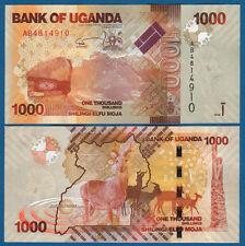 UGANDA  1000 Shillings 2010  UNC  P. 49 a