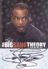 LeVar Burton ++ Autogramm ++ The Big Bang Theory ++ Star Trek ++ Autograph