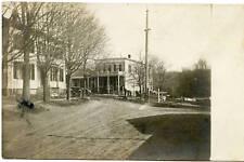 RPPC NY Hannibal Street Scene Oswego County