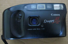 Canon Snappy AF 35MM Camera no battery not tested with Instruction Manual