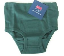 David Luke School Gym Knickers sze 10 28in Netball  PE/Games/ Briefs  Green