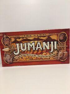 Vintage 1995 - Jumanji Board Game Excellent Condition