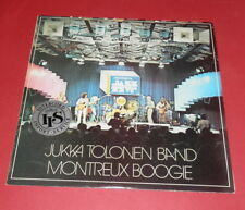 Jukka Tolonen Band -- Montreux boogie    -- LP / Jazz