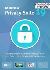 Steganos Privacy Suite 19 / Deutsch / Windows   5 Pc  / Online Download