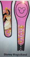 NEW DISNEY POCAHONTAS PINK Magic Band 2 Magicband It Link Later Parks