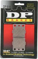 DP BRAKES PAD, MX KAW/SUZ/YAM, REAR DP816