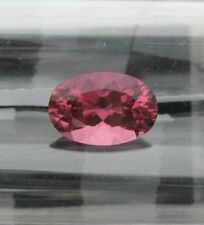 1.71 CTS NATURAL RED COPPER BEARING TOURMALINE OVAL