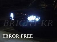 Range Rover Sport XENON PURE WHITE LED Side Light Bulbs Upgrade - ERROR FREE